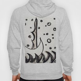 Siren of the sea men Hoody