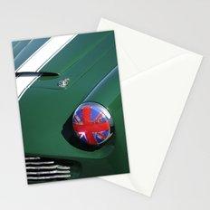 Union Jack Headlight Stationery Cards