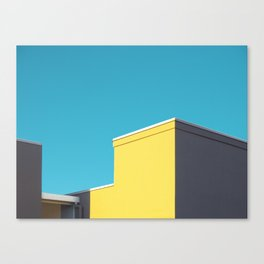 Skymetric Canvas Print