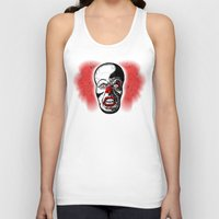 pennywise Tank Tops featuring Pennywise by Beery Method