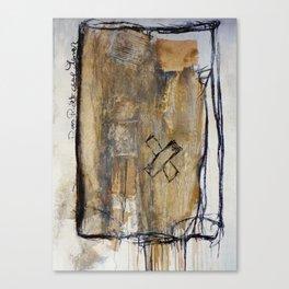 injured Canvas Print