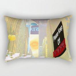 Plebeian Rectangular Pillow