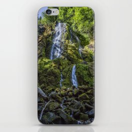 Moon Falls, No. 2 iPhone Skin