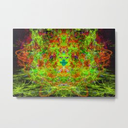 Fire Breather (Acid Breath) Metal Print