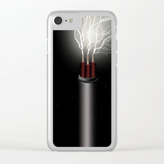 cable Clear iPhone Case