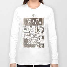 IT'S JUST A REFLEKTOR! Long Sleeve T-shirt