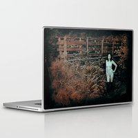 gypsy Laptop & iPad Skins featuring Gypsy by Sirenphotos