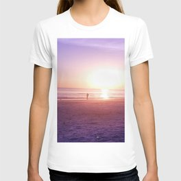 Fluorescent Beach T-shirt