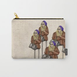 Mary-Kate Olsen Carry-All Pouch