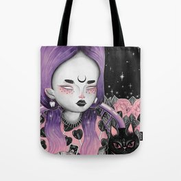 Midsummer Night's Divination . XIII Tote Bag