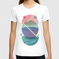 planet T-shirts featuring Planet by Valerio Pellegrini