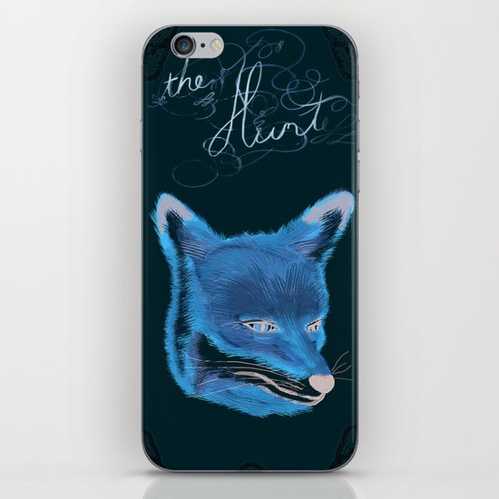 the hunt :: lace iPhone & iPod Skin