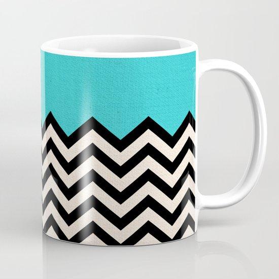 Follow the Sky Coffee Mug