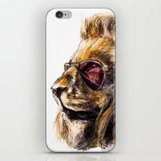 LionO iPhone & iPod Skin