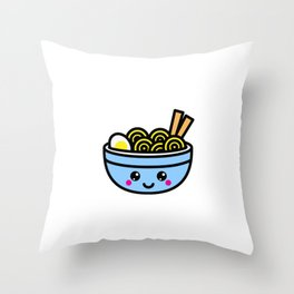 Funny Trend Humor product - Send Noods Meaning Send Nudes Tee Throw Pillow