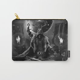 I. The Magician Tarot Card Illustration Carry-All Pouch