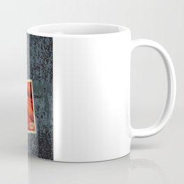Sticker of Soviet Union (1922-1991) flag Coffee Mug