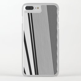 Opt. Exp. 1 Clear iPhone Case