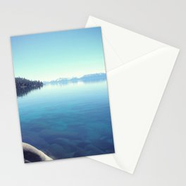 Tahoe Dreaming Stationery Cards