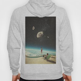 Summer with a Chance of Asteroids Hoody