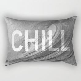 Chill Waves Rectangular Pillow