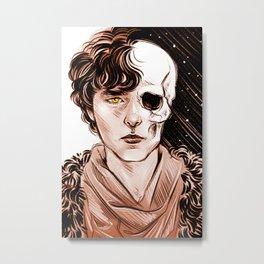 Mordred Metal Print