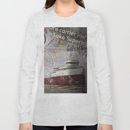 Edmund Fitzgerald Long Sleeve T-shirt