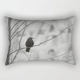 Vancouver Raincity Series - East Van Rectangular Pillow