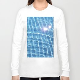 Dive in and Relax Long Sleeve T-shirt