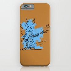 BLUE DEVIL iPhone 6s Slim Case