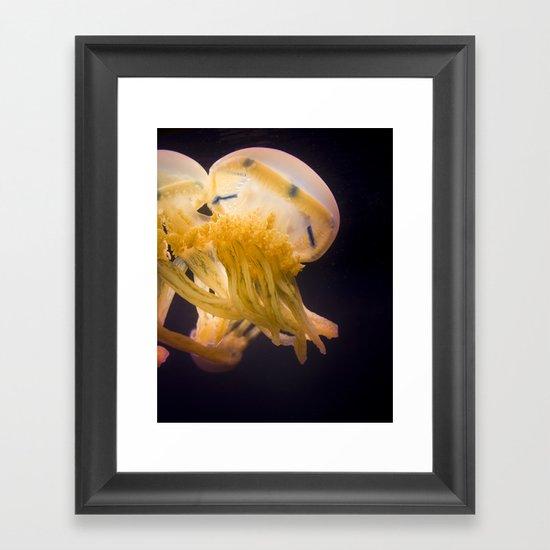 Jelly Lovers Framed Art Print