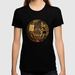 """""""Mala mujer"""" T-shirt"""