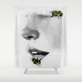 Do Not Disturb - The Moments of Calm Shower Curtain