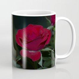 Miniature Rose Pearls Coffee Mug