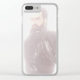 The Witcher Russia: Spanish Armor Clear iPhone Case