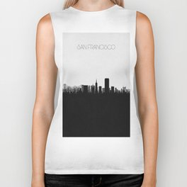 City Skylines: San Francisco Biker Tank