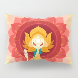 The Sun Pillow Sham