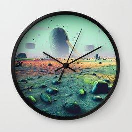 Aldebaran Planet #1 Wall Clock