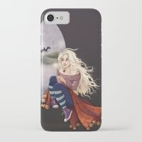 luna lovegood iPhone & iPod Cases featuring Luna Lovegood by Laure Lilyvale