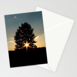Starlight by Matthew Scrivner Stationery Cards