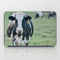 number iPad Cases featuring Number 825 by Laura Ruth