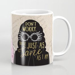Sane As I am Coffee Mug