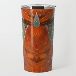 Abbrrakkus Abstract Travel Mug