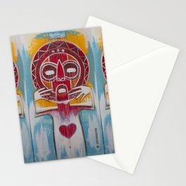 Untitled Warrior. Stationery Cards
