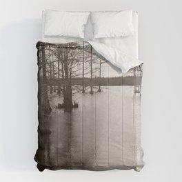 Cypress of the swamp Comforters