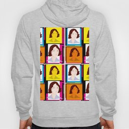 Emily Brontë (Bronte) - English author of Wuthering Heights Hoody