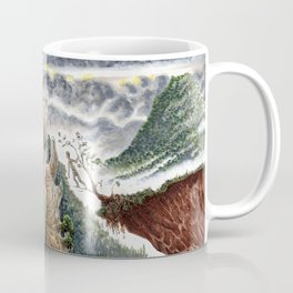 The Earth Golem Coffee Mug