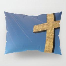 Heaven's Cross Pillow Sham
