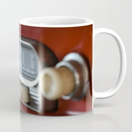 Red Radio Coffee Mug