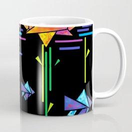 Folded Fishies Coffee Mug